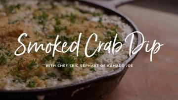 Smoked Crab Dip Recipe