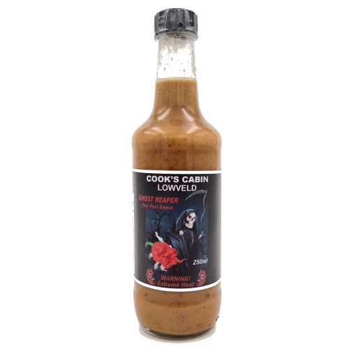 Cooks Cabin Hot Sauce