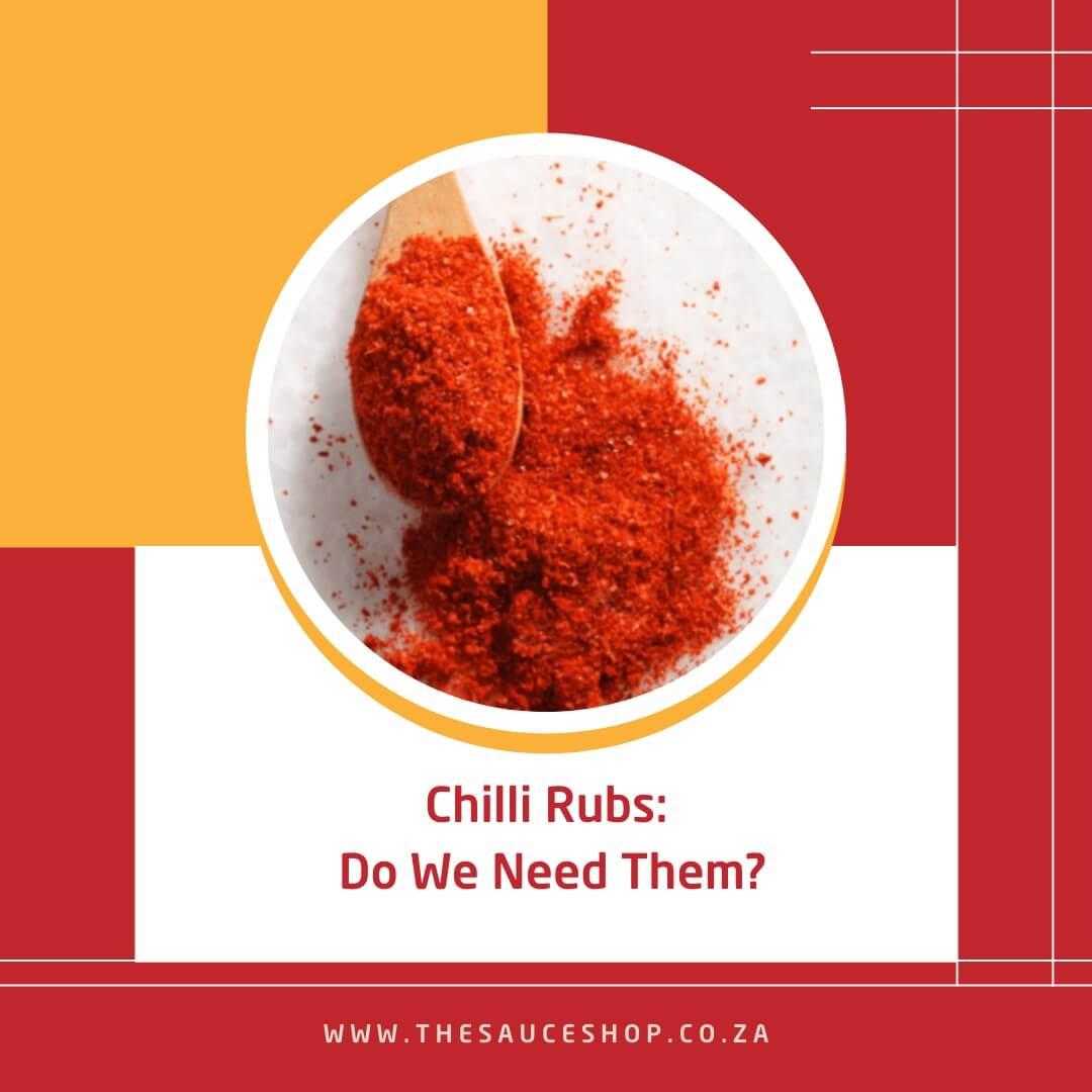 Image of chilli rub powder