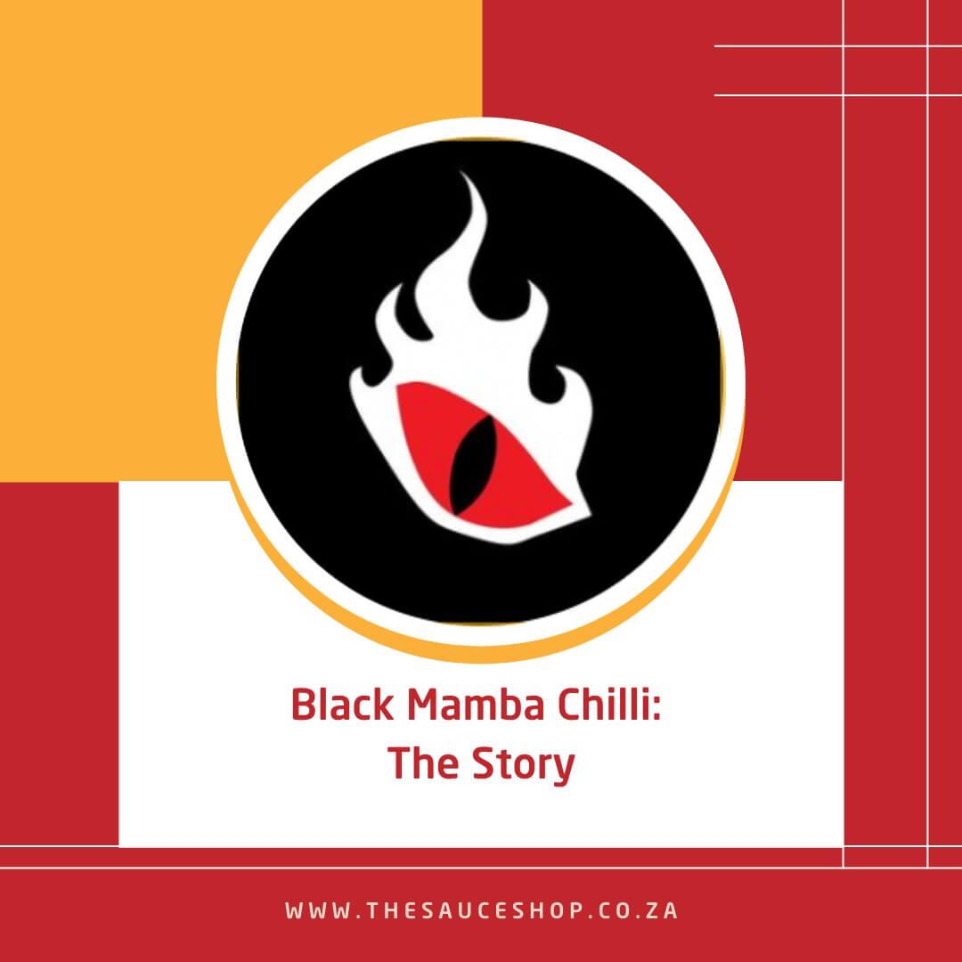 Image of Black Mamba Hot Sauce Brand