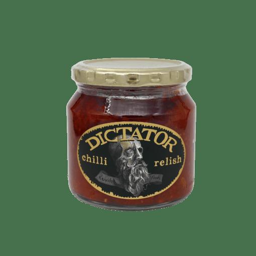 Dictator Chilli Relish