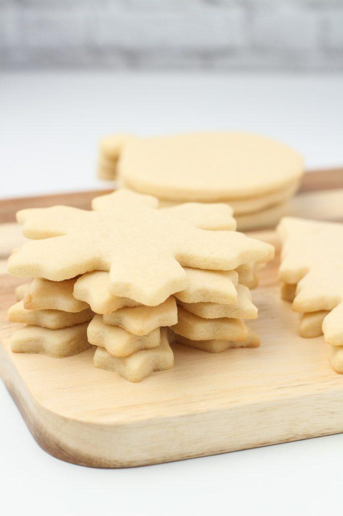 cooked sugar cookies