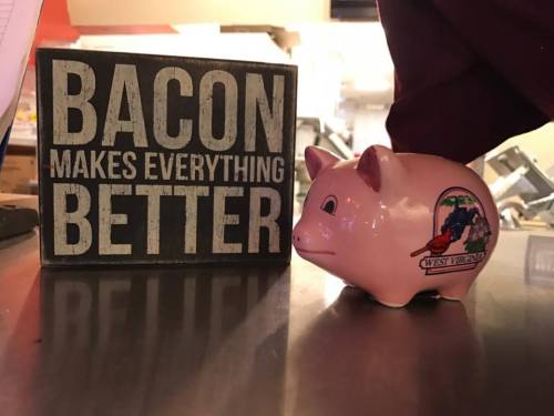 Bacon Makes Everything Better in Delawrae