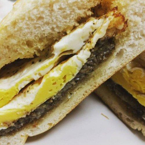 Breakfast in Delaware