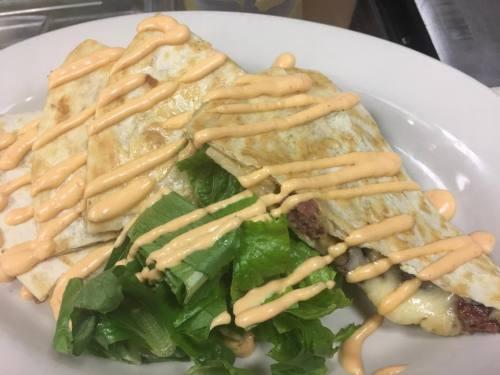 Quesadilla Special at Maiale