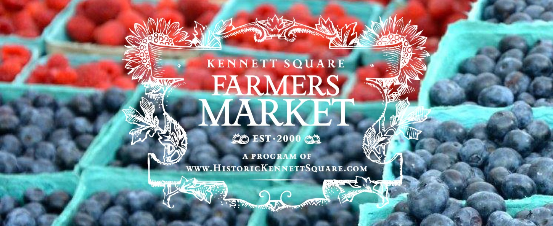 Kennett Square Farmers Market 2017