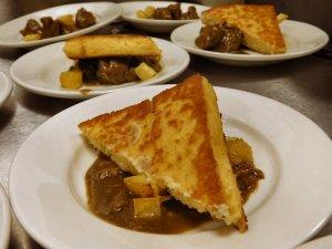 Polenta Dish at Maiale