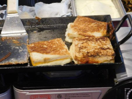 Delicious Grilled Cheese Delaware