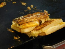 Stacks of Grilled Cheese Delaware