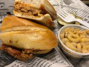 Sandwich from Maiale DE