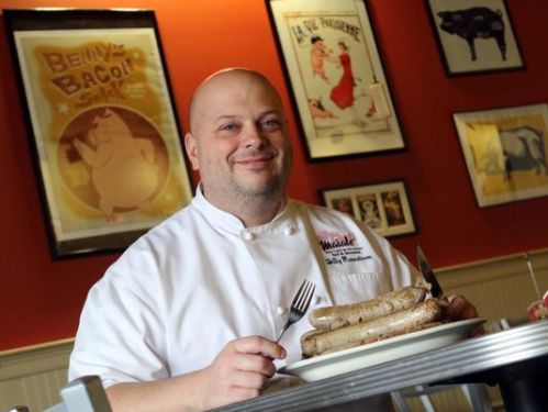 Billy Rawstrom of Maiale Deli