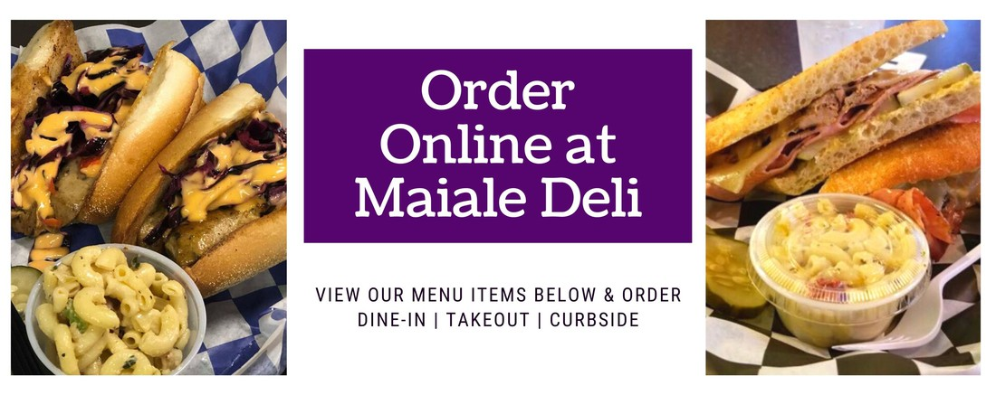 Order Online with maiale Deli