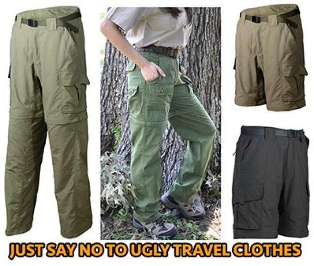 Friends Dont Let Friends Wear Ugly Travel Clothes