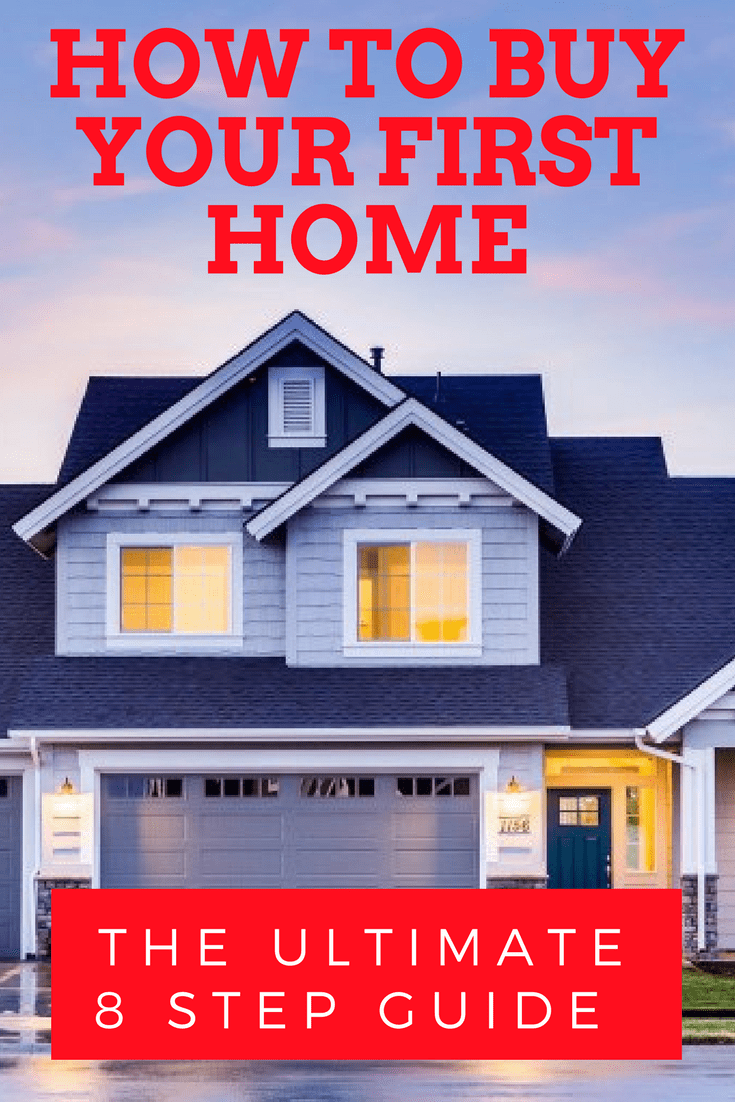 The ultimate step by step guide for buying your first house. This guide is absolutely incredible and helped us by our first house when we were only 23 years old. Millennials   Home Buying   Financial Tips   Home DIY   Save Money   Real Estate Investing
