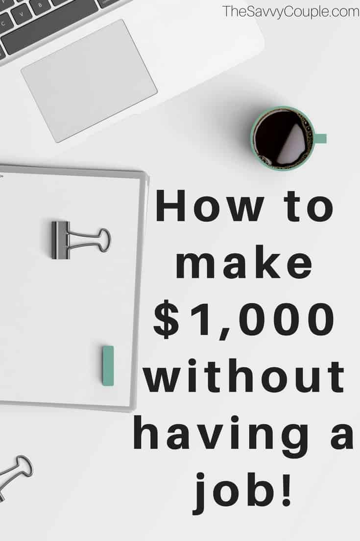 How To Earn $1,000 Without Having A Job The Best Surveypanies On The  Internet