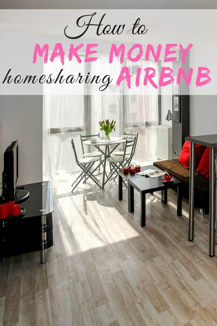 This blogger has been using Airbnb to make money while homesharing her homes. Have you considered using a homeshare service to offset the cost of owning your home? Start making money today using Airbnb!
