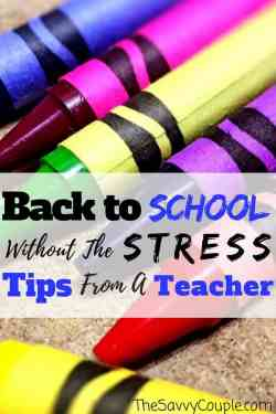 """Are you ready to go back to school? How will you stay organized for the 2017-2018 school year? This article prepares you for the upcoming school year! Save money and do not fall for the back to school """"deals"""". Shop savvy on back to school supplies and clothes. School Year 2017   Back to School Shopping   New Year, New Me   Organization   Parents   Teachers"""