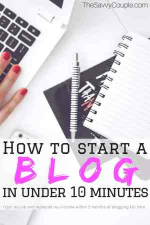In this step by step tutorial, you will learn how to start a WordPress blog on Bluehost. Anyone can start a blog in just 10 minutes! We highly recommend using Bluehost for your blogging needs. How to blog | blogging tips | make money blogging | income reports | start a blog | blogging for money | blogging tutorial