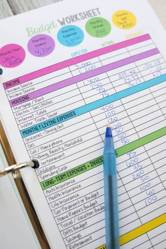 Free budget printables can be the first step to finally getting your finances under control and budgeted. Getting organized and staying organized is crucial when managing finances. Take control of your budget with these 5 free budget templates! The best of Pinterest! Bill Payment Printable   Monthly Budget Printable   Monthly Expenses Printable   Monthly Income Printable   Budget Template   The Savvy Couple