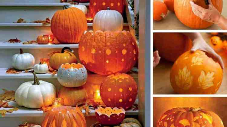 Easy Pumpkin Carving Ideas You Need To Try This Year