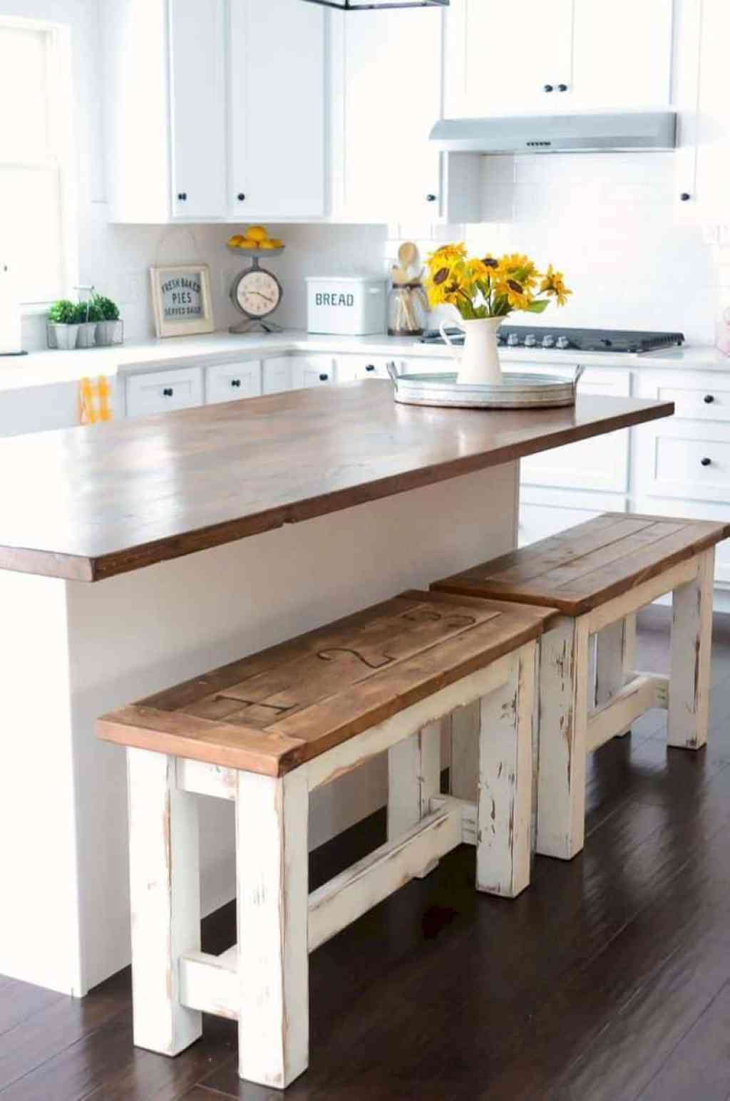 10 Farmhouse Kitchen Decor Ideas That Would Make Joanna ... on Farmhouse Kitchen Ideas  id=53016