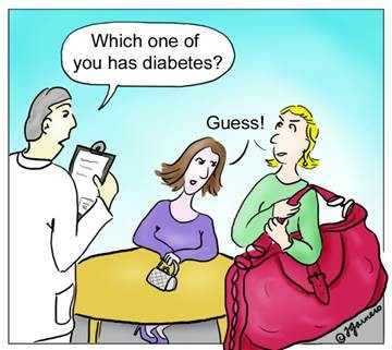 Savvy Humor: Guess Which One!