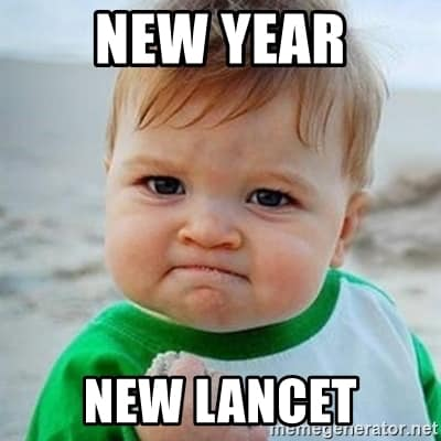 Savvy Updates, 1/4/21: Lancet Change Day, Dr. Anne Peters on T1D and Covid Vaccines, MS Changes on CGM Coverage