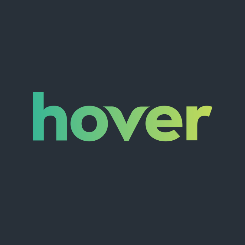 Hover web domain