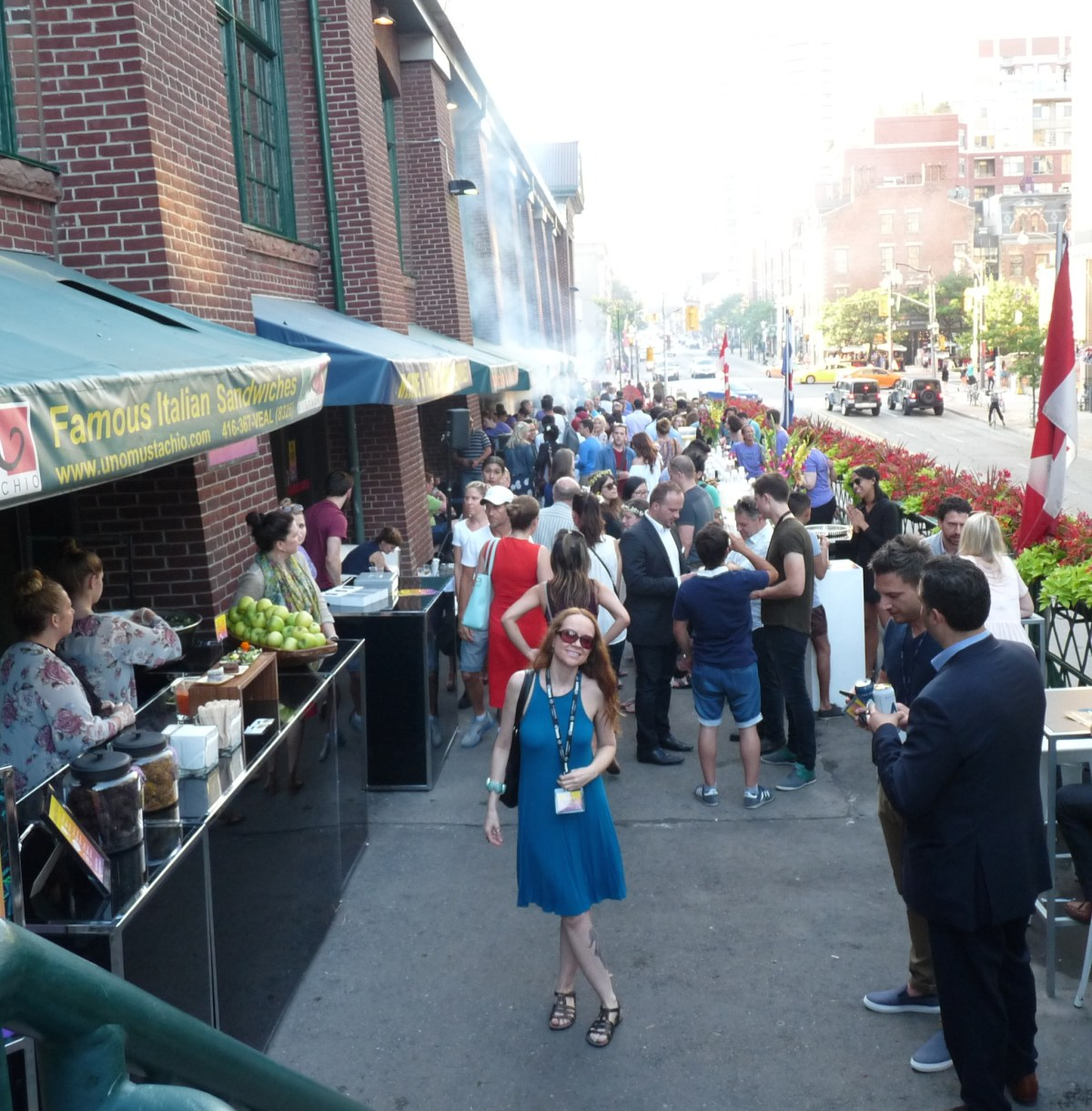 St Lawrence Market Summer Series Event 2017