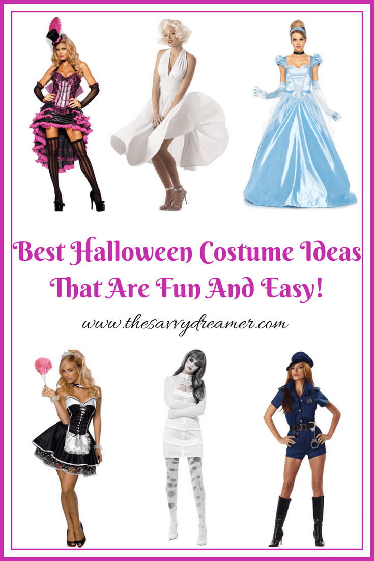 Check out some great Halloween costume ideas