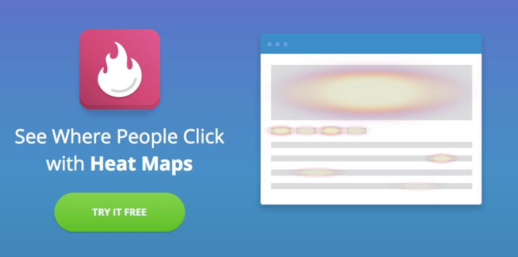 Get SUMO heat maps to see what posts are doing best on your blog