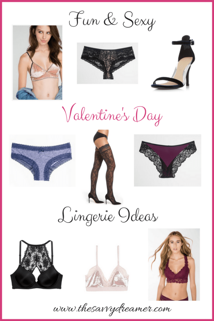Fun And Sexy Valentine S Day Lingerie Ideas To Try Out