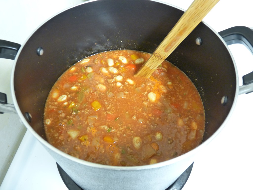 Making amazing #chili is just delicouls but so healthy! #homecooking #recipe #health #food