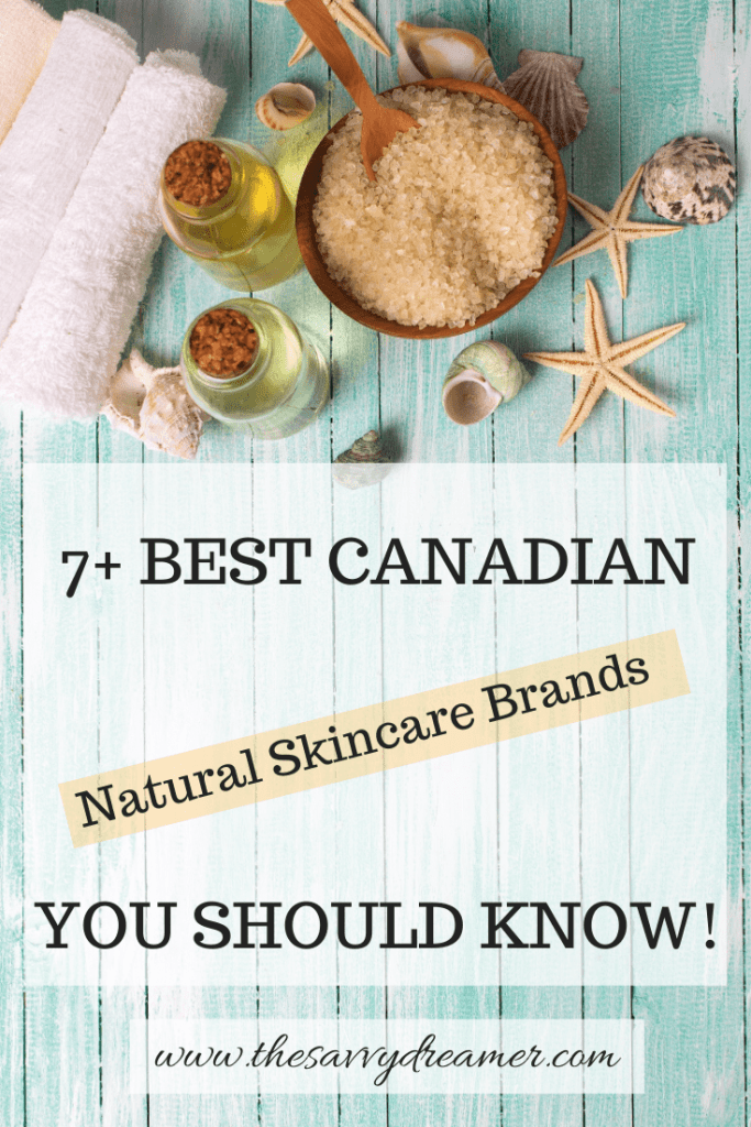7+ Best Canadian Natural Skincare Brands You Should Know