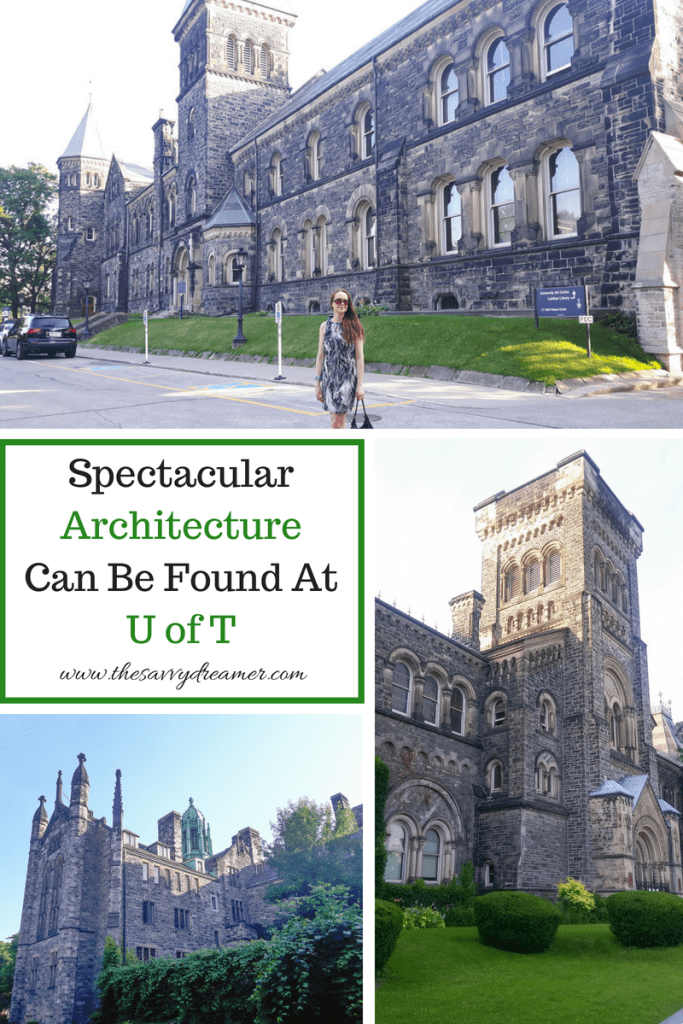 Find spectacular architecture at #UofT St George campus in #Toronto #travel #sightseeing #ontario #canada #architecture