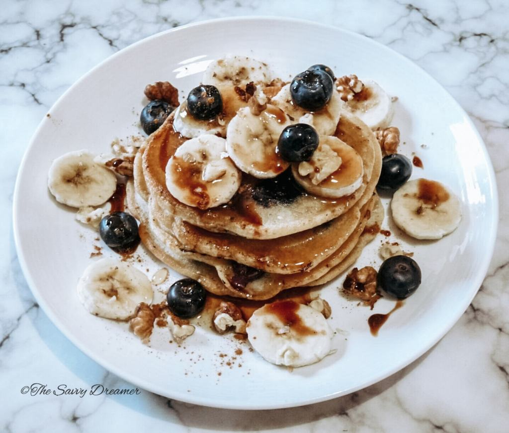 Easy healthy pancake recipe