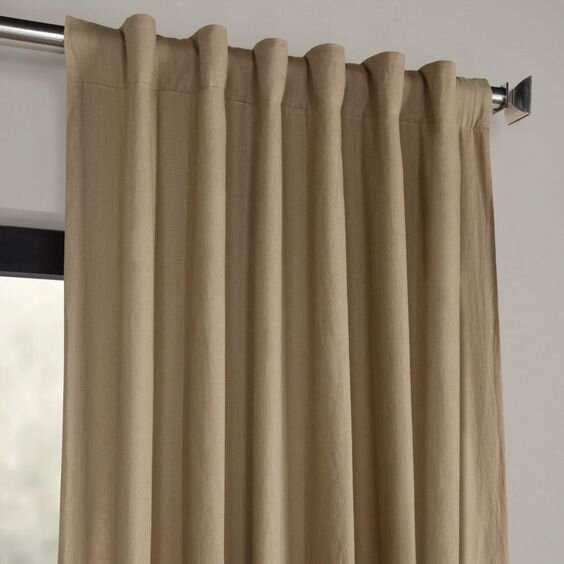 the pros cons of different curtain
