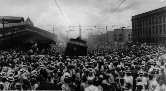 1929 Strike in New Orleans - Get Lucky In New Orleans