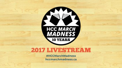 2017 HCC March Madness Winner Facebook Live Stream