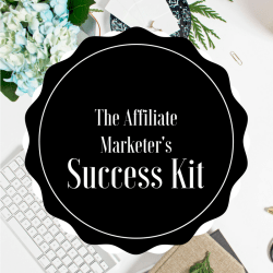 The Affiliate Marketer's Success Kit