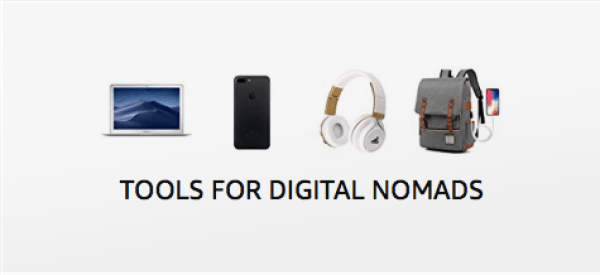 Tech tools for digital nomads