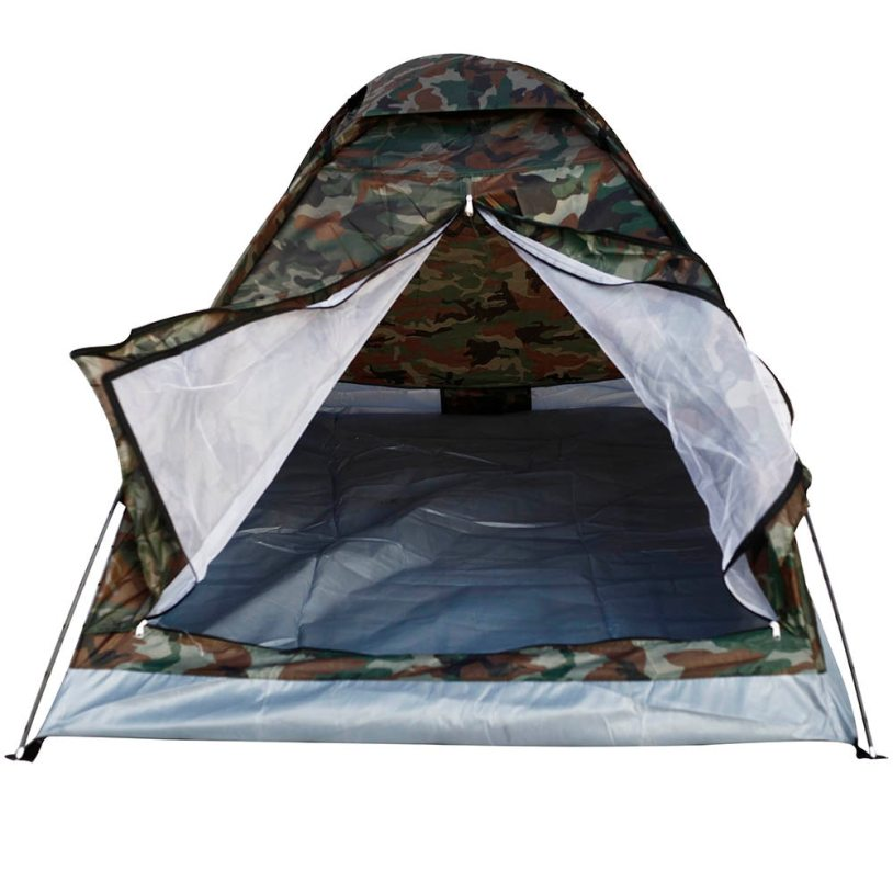 Camouflage Ultralight Camping Tent