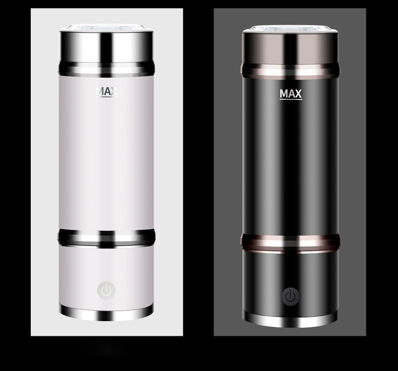 Stainless Steel Alkaline Water Bottle