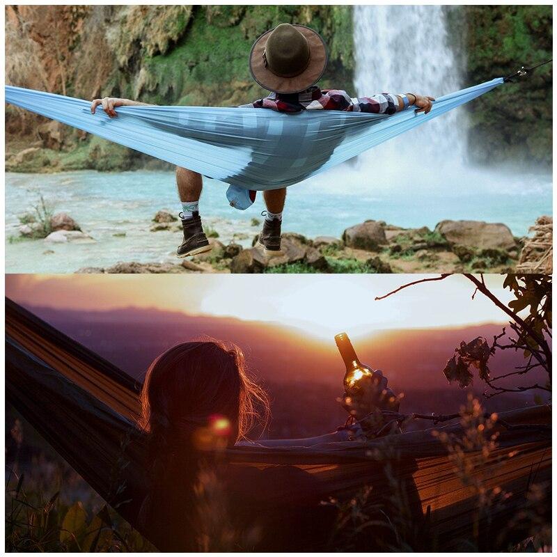 Ultralight Outdoor Camping Sleeping Hammock