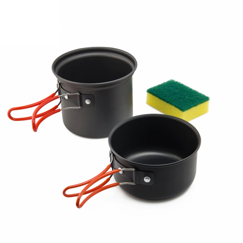 Outdoors Camping Cooking Ware