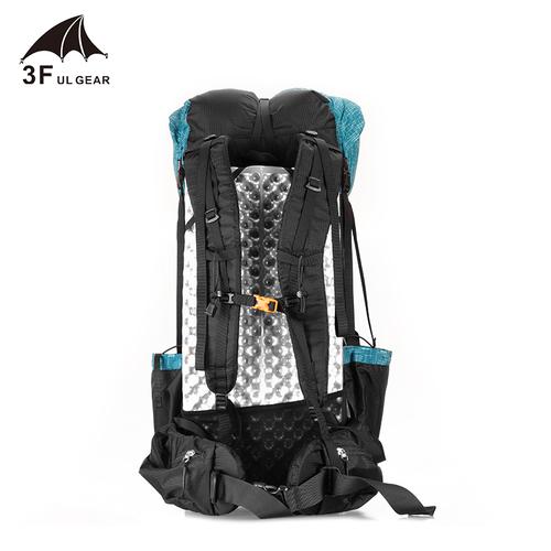 3F UL GEAR Water resistant Hiking Backpack Lightweight Camping Pack Travel Mountaineering Backpacking Trekking Rucksacks 40 3