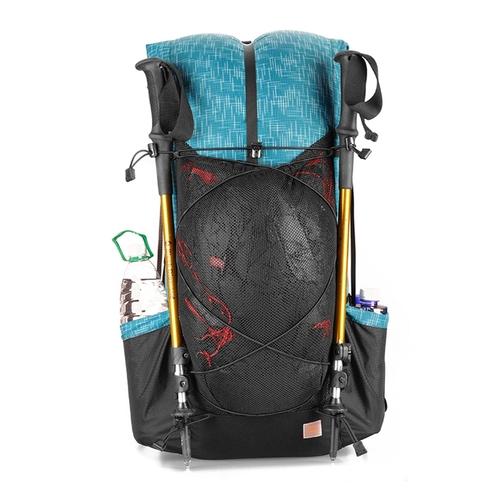 3F UL GEAR Water resistant Hiking Backpack Lightweight Camping Pack Travel Mountaineering Backpacking Trekking Rucksacks 40 4