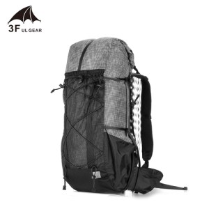 3F UL GEAR Water resistant Hiking Backpack Lightweight Camping Pack Travel Mountaineering Backpacking Trekking Rucksacks 40