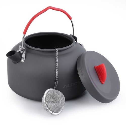 ALOCS 1 4L 1 Person Outdoor Cookware Aluminum Kettle Outdoor Camping Picnic Pot with Stainless Tea 1.jpg 640x640 1