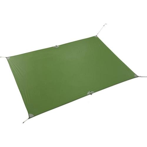 FLAME S CREED Ultralight Tarp Lightweight MINI Sun Shelter Camping Mat Tent Footprint 15D Nylon Silicone
